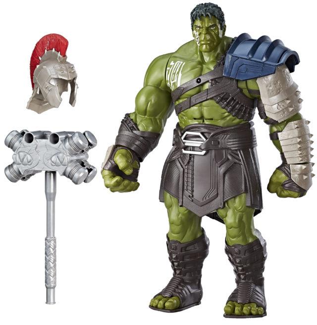 Gladiator Hulk Interactive Figure Hasbro Thor 3