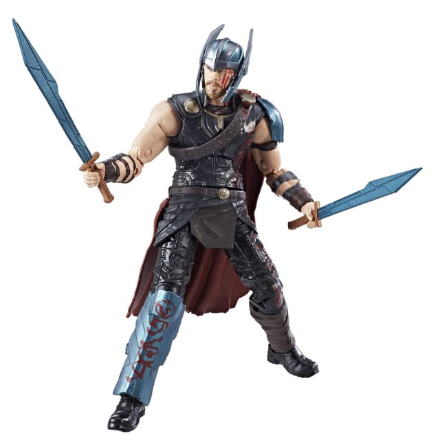 Gladiator Thor Marvel Legends Figure Six Inch