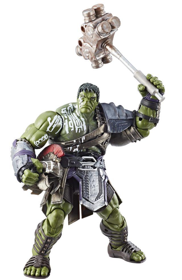 Hasbro Marvel Legends Gladiator Hulk Build-A-Figure