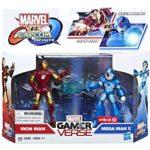 Marvel vs. Capcom Infinite Figures: Iron Man vs Mega Man X!
