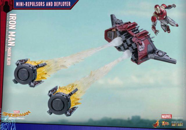 Hot Toys Iron Man Mark XLVII Drone Accessory