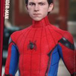 Hot Toys Homecoming Spider-Man Tom Holland Head Revealed!
