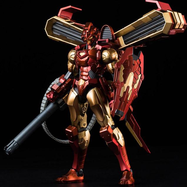 House of M Iron Man Re Edit Figure