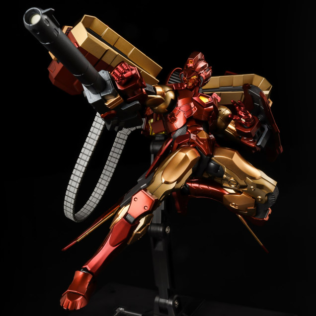 House of M Iron Man Sentinel RE Edit Action Figure