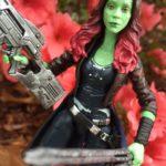 Marvel Legends Gamora Figure Review (GOTG Mantis Series)