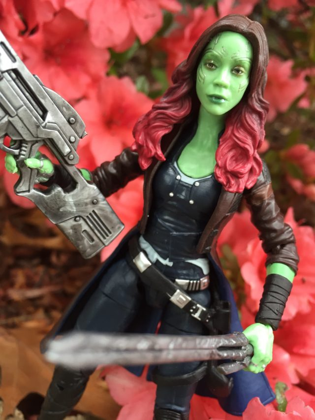 Marvel Legends 2017 Gamora Review and Photos