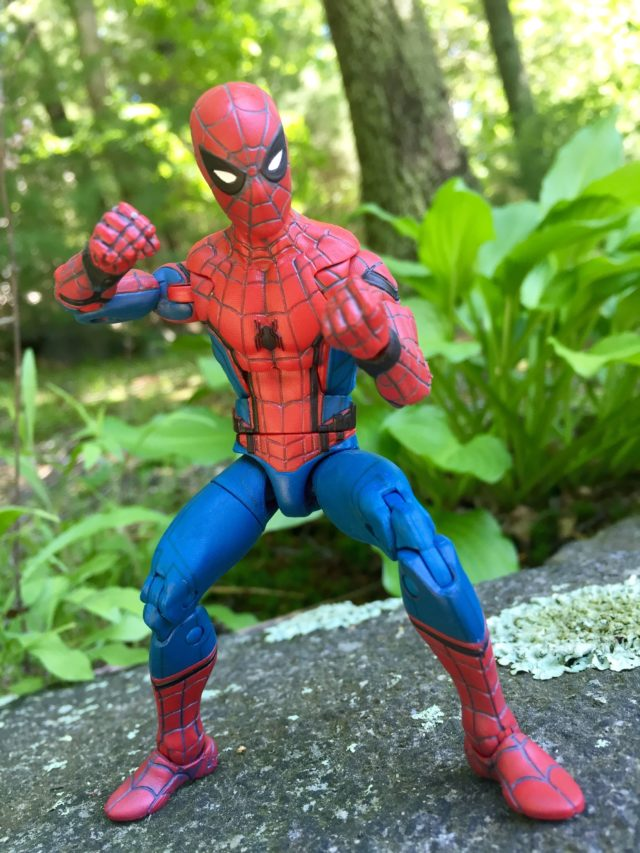 Marvel Legends Web Wings Spider-Man Review