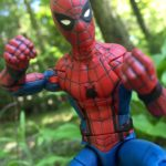 Marvel Legends Spider-Man Homecoming Web Wings Review
