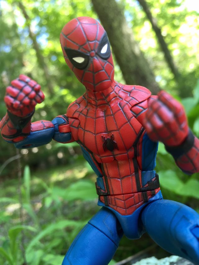 Spider-Man Homecoming Web Wings Spider-Man Review & Photos