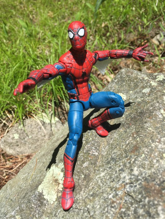 Marvel Legends Spider-Man Web Wings Figure Review