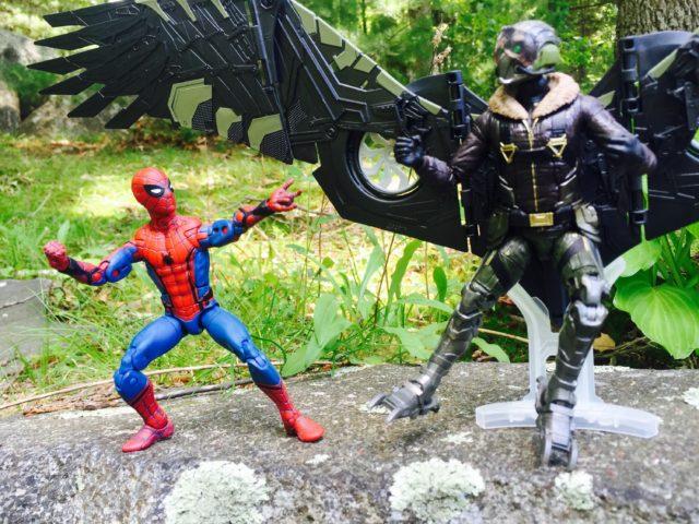 Spider-Man Homecoming Marvel Legends Vulture vs. Spider-Man