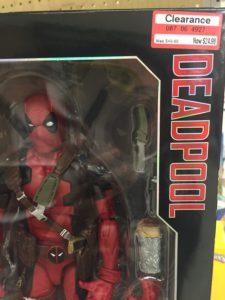 "50% Off 12"" Marvel Legends Deadpool Action Figure at Target"