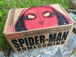 Funko Spider-Man Homecoming Box Review Spoilers Collector Corps