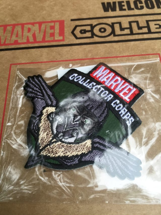 Marvel Collector Corps Vulture Patch