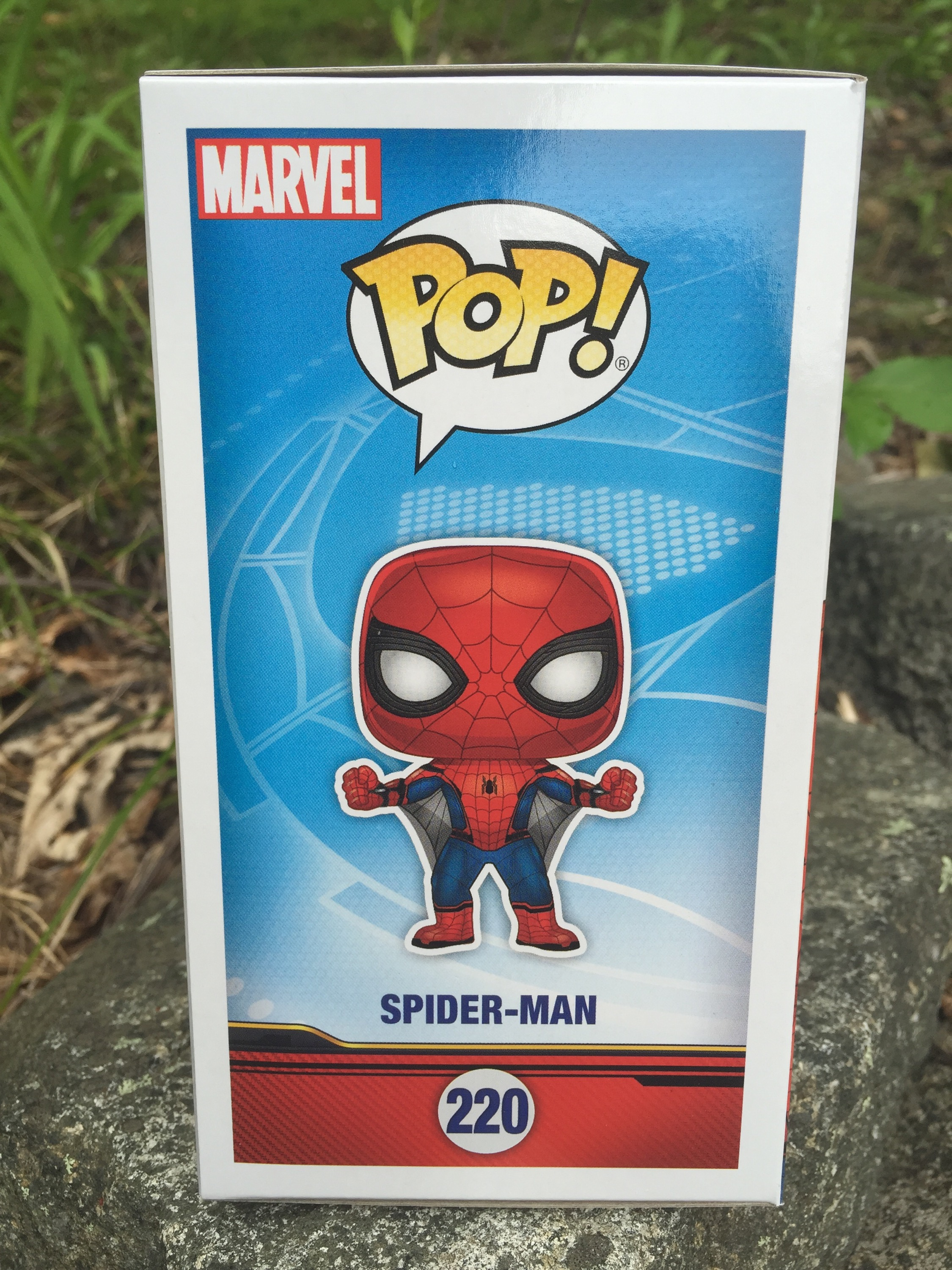 Spider Man Homecoming Collector Corps Box Review