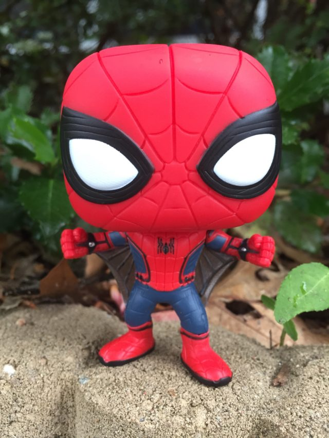Funko Spider-Man Homecoming Web Wings POP Vinyls Figure