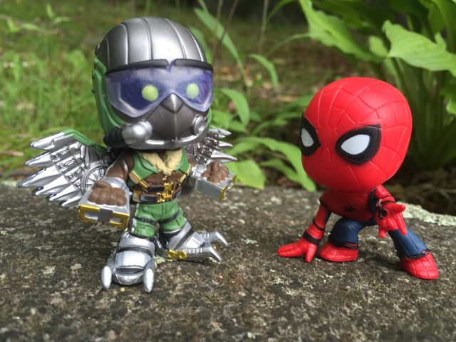Spider-Man & Vulture Mystery Minis Figures