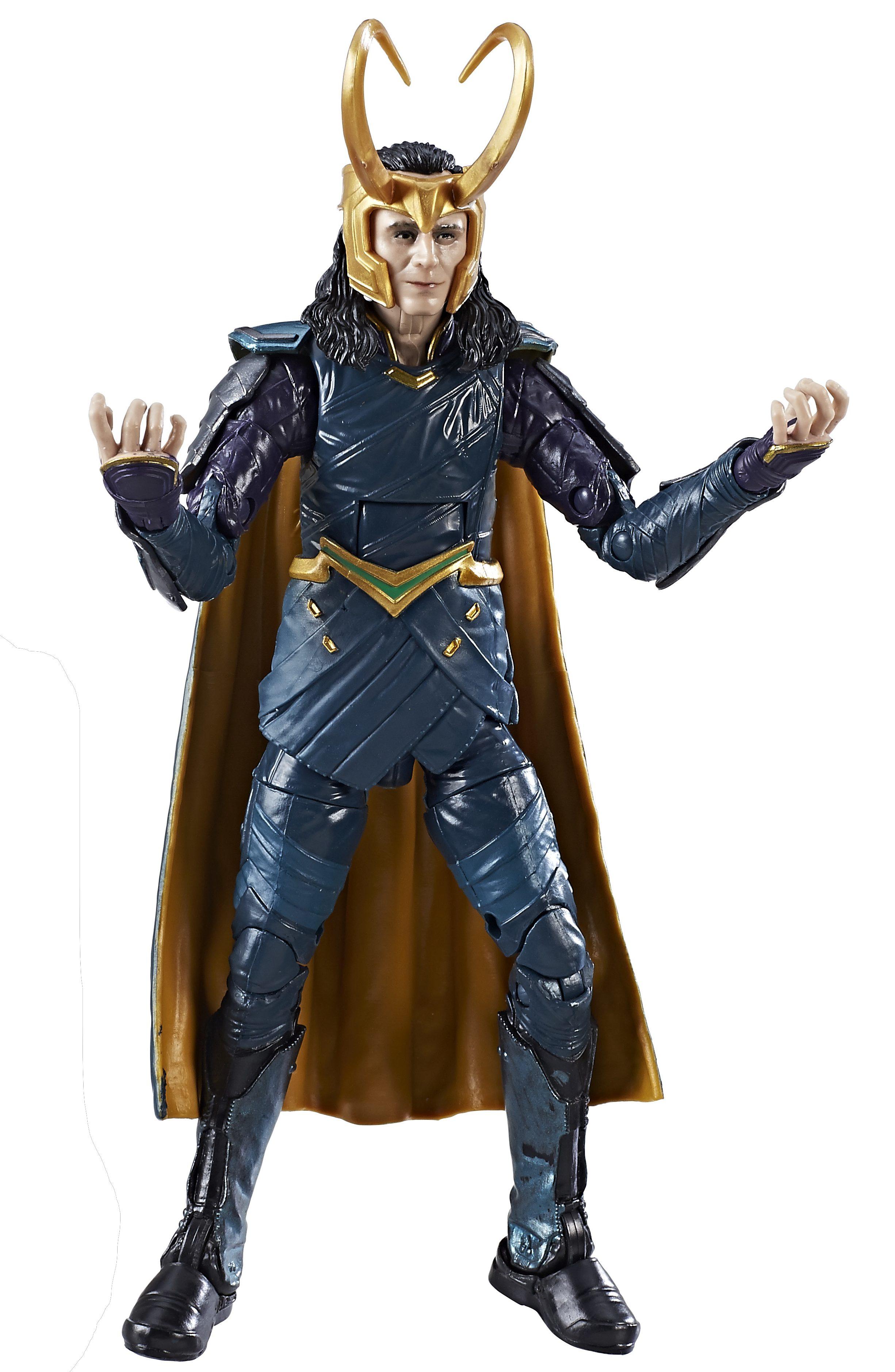 """Marvel Legends Thor Ragnarok MOVIE LOKI Loose 6/"""" Action Figure Hasbro 2017"""