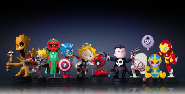 Marvel Animated Statues Series Complete Lineup with Thor