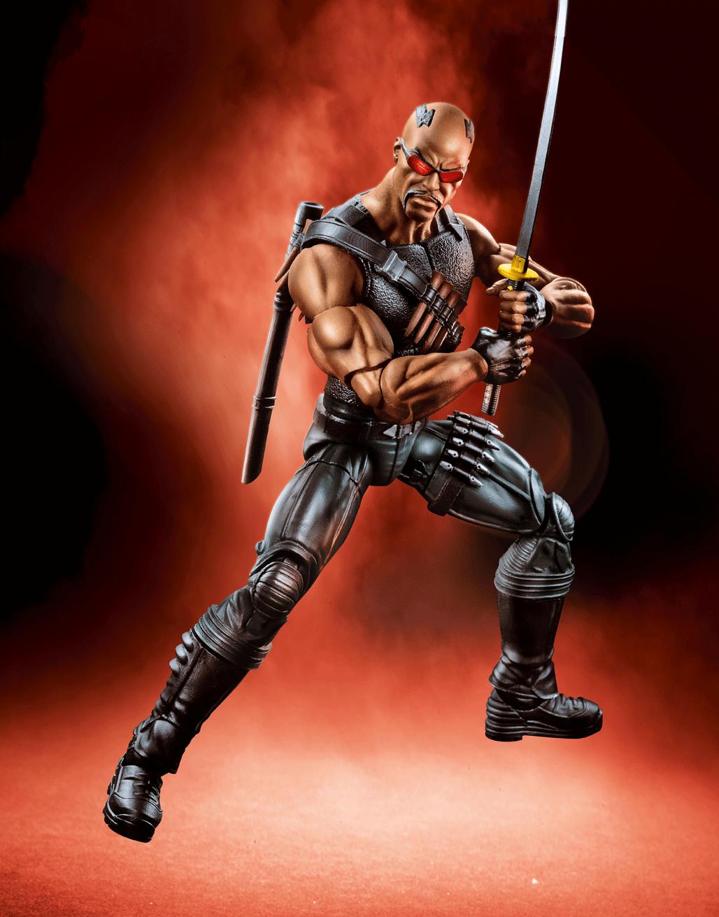Blade Marvel