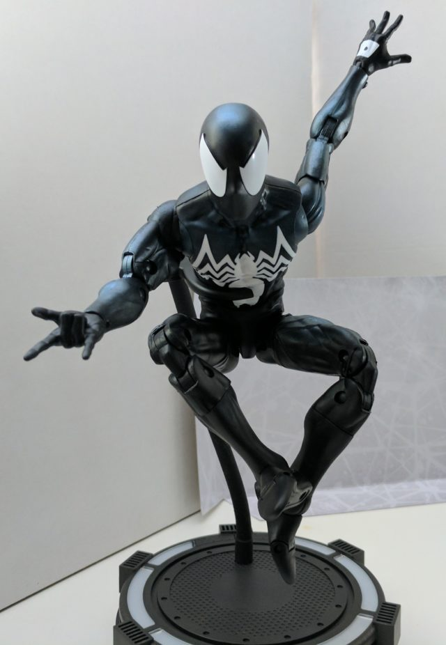 Marvel Legends 12 Inch Symbiote Spider-Man Figure