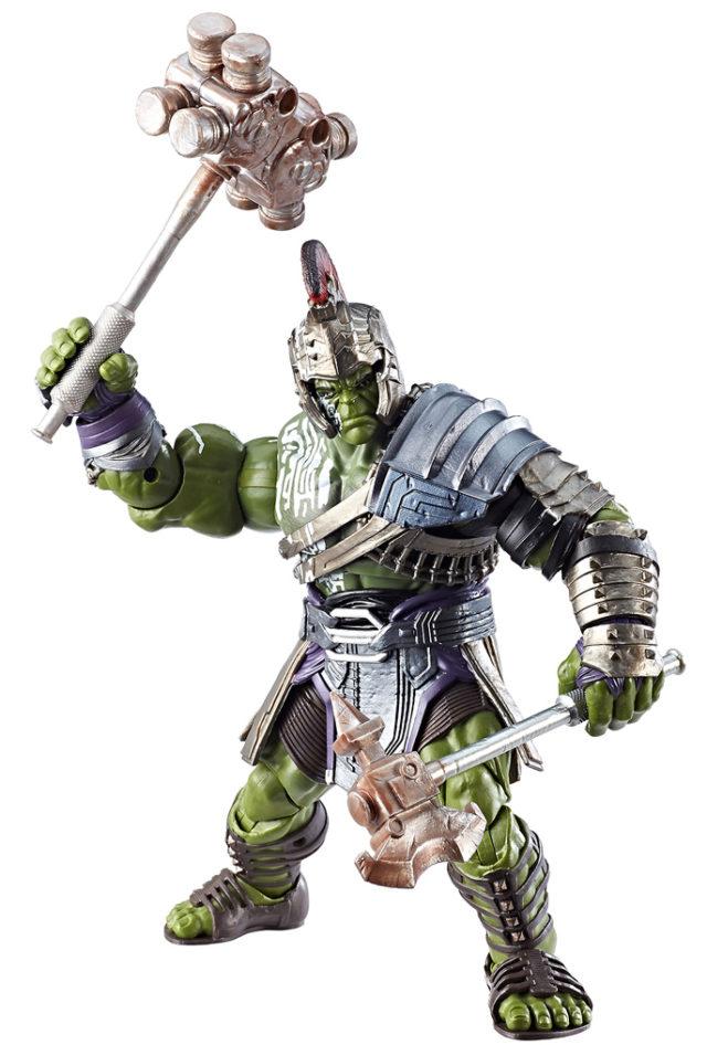 Marvel Legends Gladiator Hulk Build-A-Figure