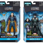 Thor Ragnarok Marvel Legends Figures Revealed! Gladiator Hulk!