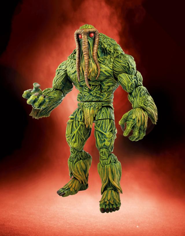 Marvel Legends Man-Thing Build-A-Figure