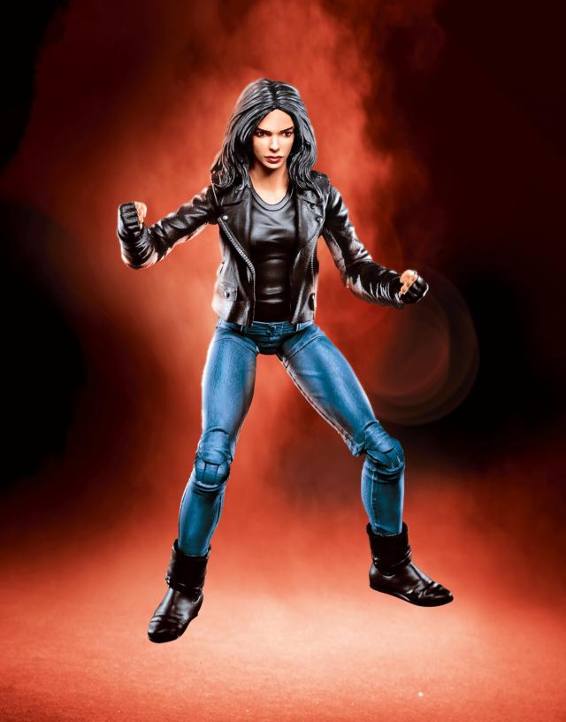 Netflix Jessica Jones Marvel Legends Figure Hi-Res