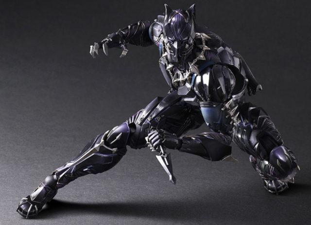 Play Arts Kai Marvel Black Panther Figure