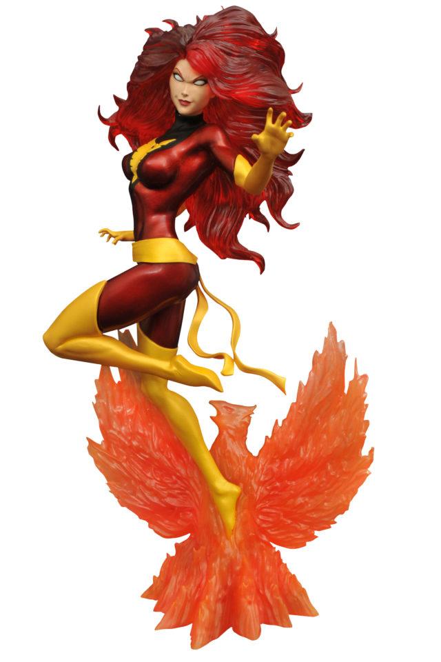 SDCC 2017 Exclusive Marvel Gallery Dark Phoenix Statue