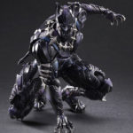 Play Arts Kai Black Panther Figure Photos & Up for Order!
