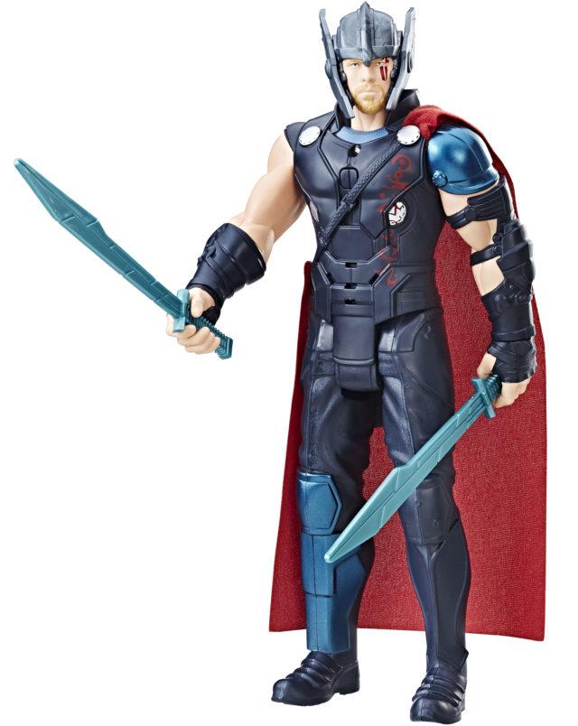 Thor Ragnarok Electronic Figure Hasbro