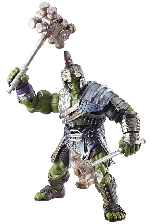Thor Ragnarok Marvel Legends Hulk Build-A-Figure