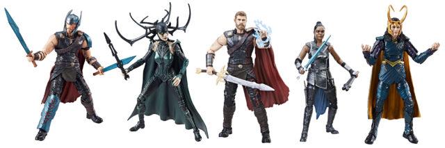 Thor Ragnarok Marvel Legends Movie Figures Six Inch