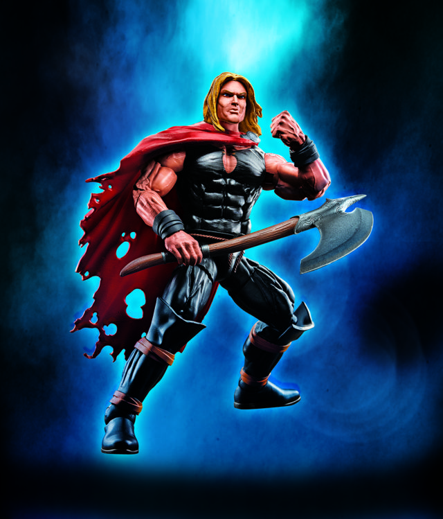 Thor Ragnarok Marvel Legends Odinson Figure