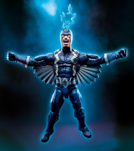Black Panther Marvel Legends Black Bolt Figure