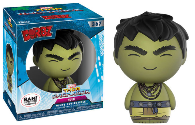 Books A Million Exclusive Funko Dorbz Hulk Figure