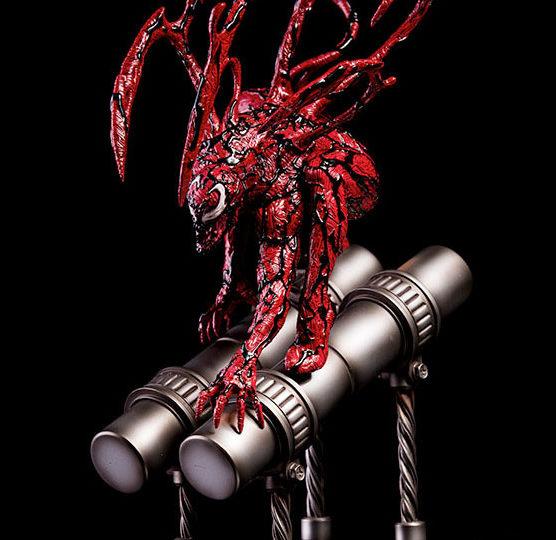 Carnage Iron Studios Battle Diorama Series Statue