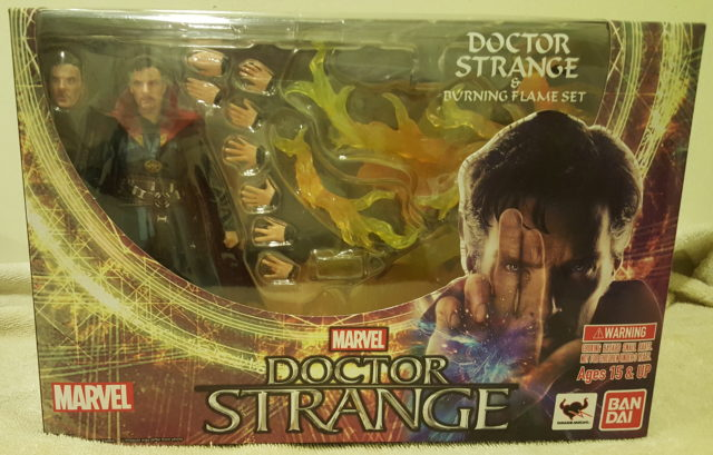 Doctor Strange Figuarts Figure Box