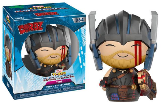 Dorbz Thor Ragnarok Gladiator Thor Figure