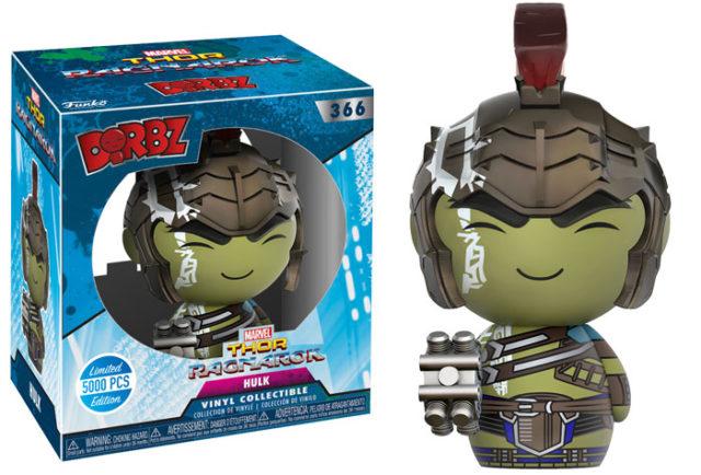 Funko Thor Ragnarok Dorbz Gladiator Hulk Figure LE 5000