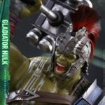 Hot Toys Gladiator Hulk Sixth Scale Figure Up for Order!