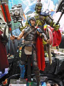 Hot Toys Gladiator Thor SDCC 2017