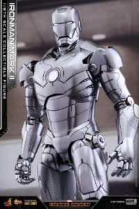 Hot Toys Iron Man Mark II Die-Cast MMS Figure