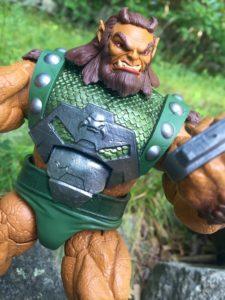 Close-Up of Marvel Legends Ulik Figure