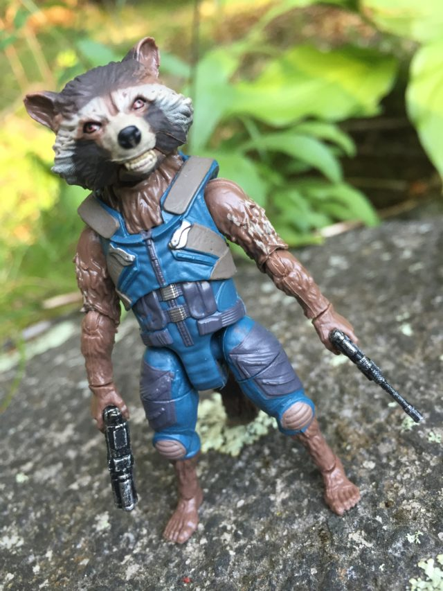 Marvel Legends GOTG 2 Rocket Raccoon Figure and Accessories Mantis Torso