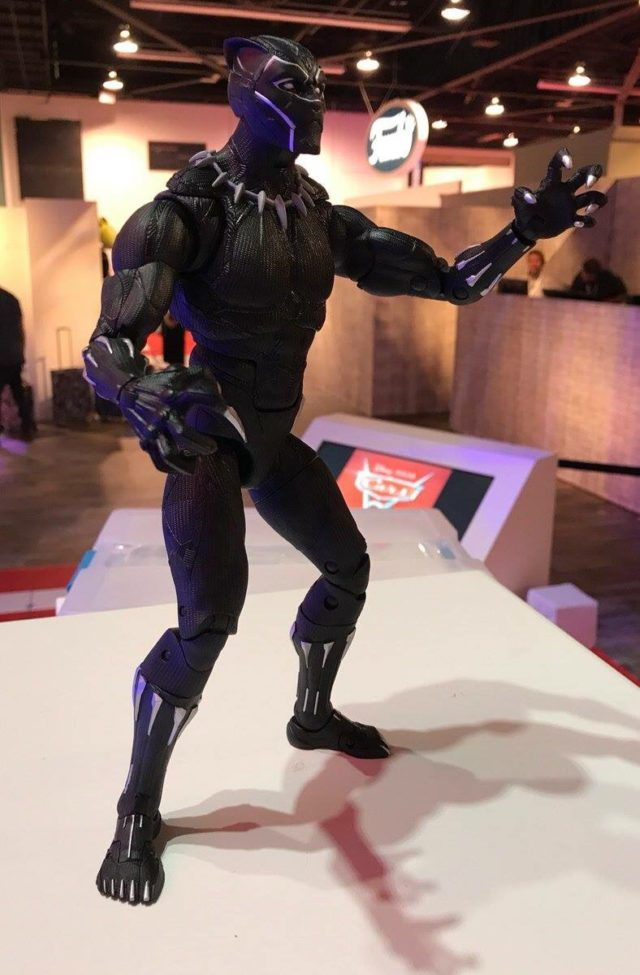 "Marvel Legends 12"" Black Panther Movie Figure Hasbro 2018"