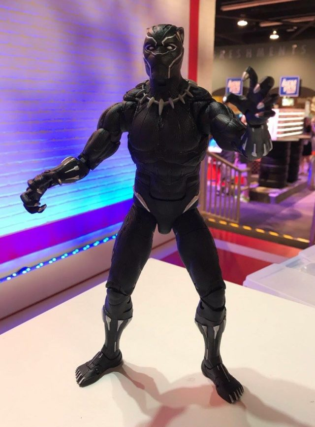 "Marvel Legends Black Panther 12"" Figure"