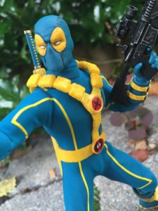 Mezco ONE 12 Collective X-Men Deadpool Review